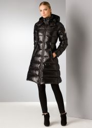 Женское пуховое пальто