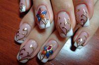 жидкие камни на ногтях9