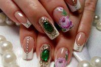 жидкие камни на ногтях4