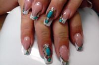 жидкие камни на ногтях8