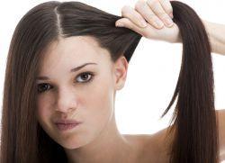 Жирные волосы - что делать?