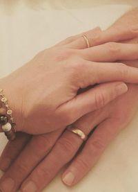 Giselle stavio na stranici na društvenoj mreži sliku o njima sa svojim mužem u ruku s vjenčanja