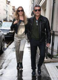 Antonio Banderas i Nicole Kempel