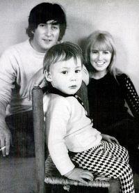 prva obitelj Johna Lennona