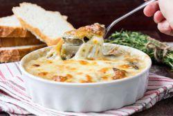 рецепт жульена с грибами и сыром
