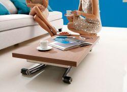 Журнальные столики-трансформеры на колесиках
