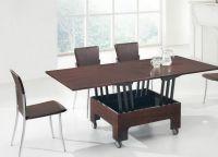 Журнальный стол-трансформер для гостиной10