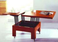 Журнальный стол-трансформер для гостиной12