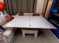 Журнальный стол-трансформер для гостиной6