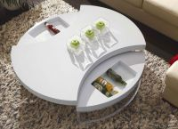 Журнальный стол-трансформер для гостиной7