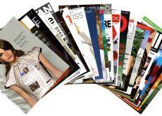 Журналы модной одежды