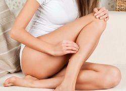 жжение в ногах ниже колена причины