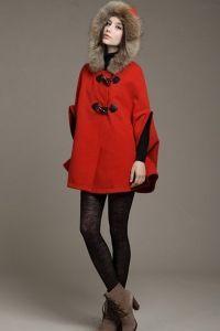 Зимнее женское пальто с капюшоном 3