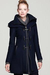 Зимнее женское пальто с капюшоном 5