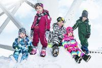 зимние комбинезоны для детей 5
