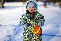зимние комбинезоны для детей 6