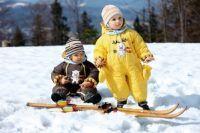 зимние комбинезоны для детей 8