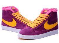 Зимние кроссовки Nike 4