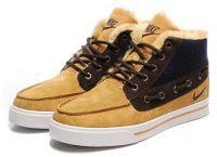 Зимние кроссовки Nike 7