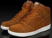 Зимние кроссовки Nike 8