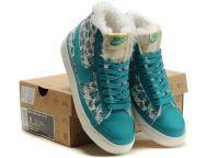 Зимние кроссовки Nike 9