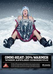 Зимние куртки columbia omni-heat
