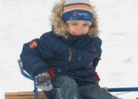 Зимние куртки для детей 4