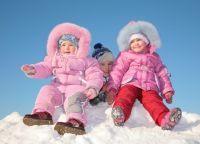 Зимние куртки для детей 5