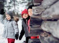 Зимние куртки для детей 6