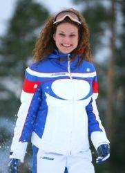 Зимние образы одежды