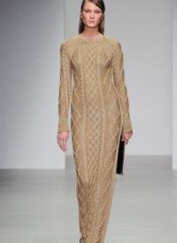 зимние платья 2015 2016 5