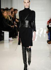 зимние платья 2015 2016 7