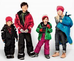 Зимние сапоги для детей