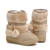 зимние сапоги для детей 4