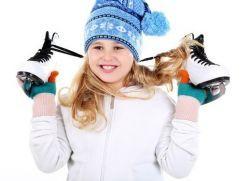 конькобежный спорт для детей
