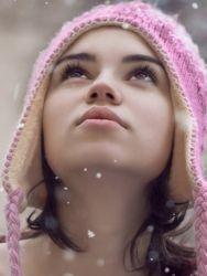 Зимние вязаные шапки