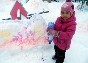 Зимние забавы для детей9