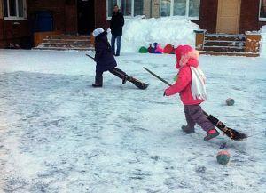 Зимние забавы для детей15