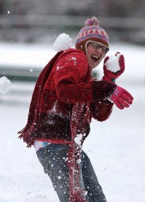 Зимние забавы для детей1