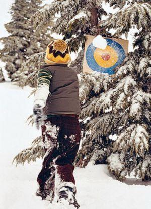 Зимние забавы для детей2