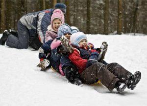 Зимние забавы для детей3