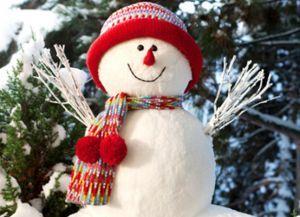 Зимние забавы для детей7