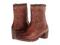 Зимние женские ботинки «рикер»