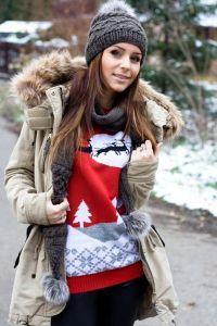 зимние женские куртки 2015 3