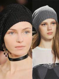 Зимние женские шапки 2015 2016 4