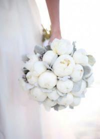 свадебный букет зимой 5
