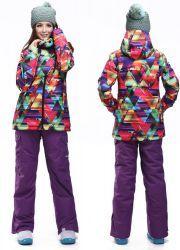 Зимний женский костюм – куртка и штаны