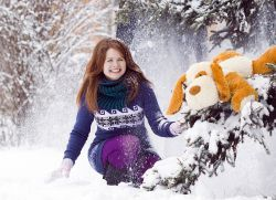 Зимняя фотосессия – идеи