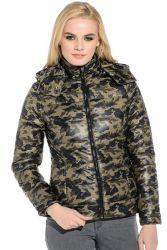 Зимняя камуфляжная куртка