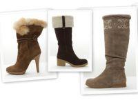 зимняя коллекция обуви 4